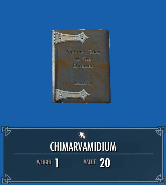 Chimarvamidium