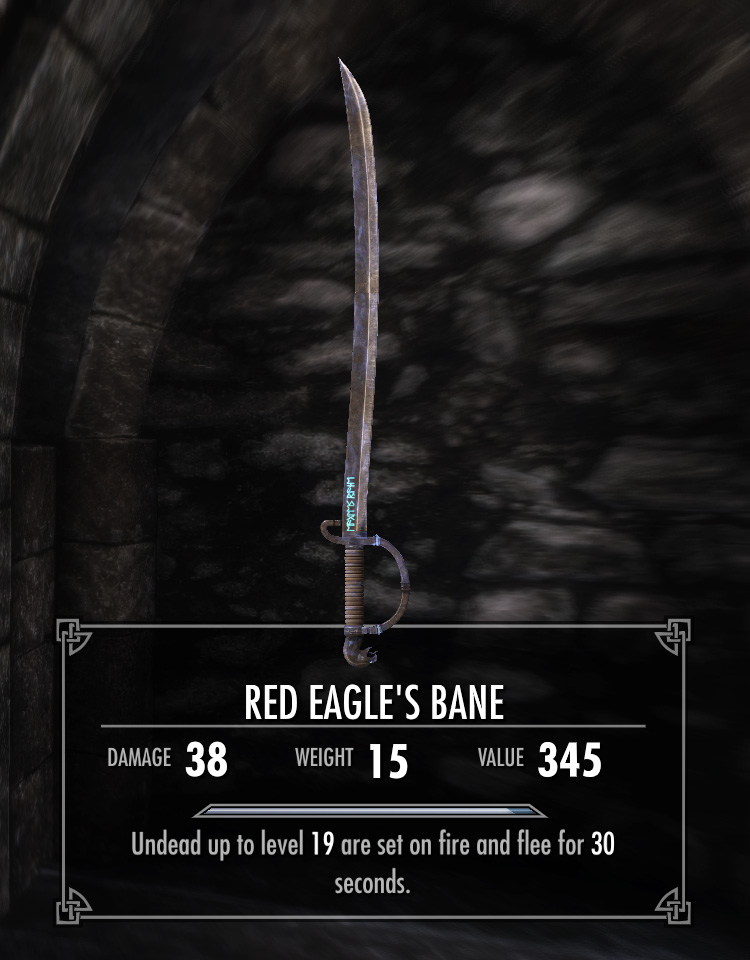 Red Eagle's Bane