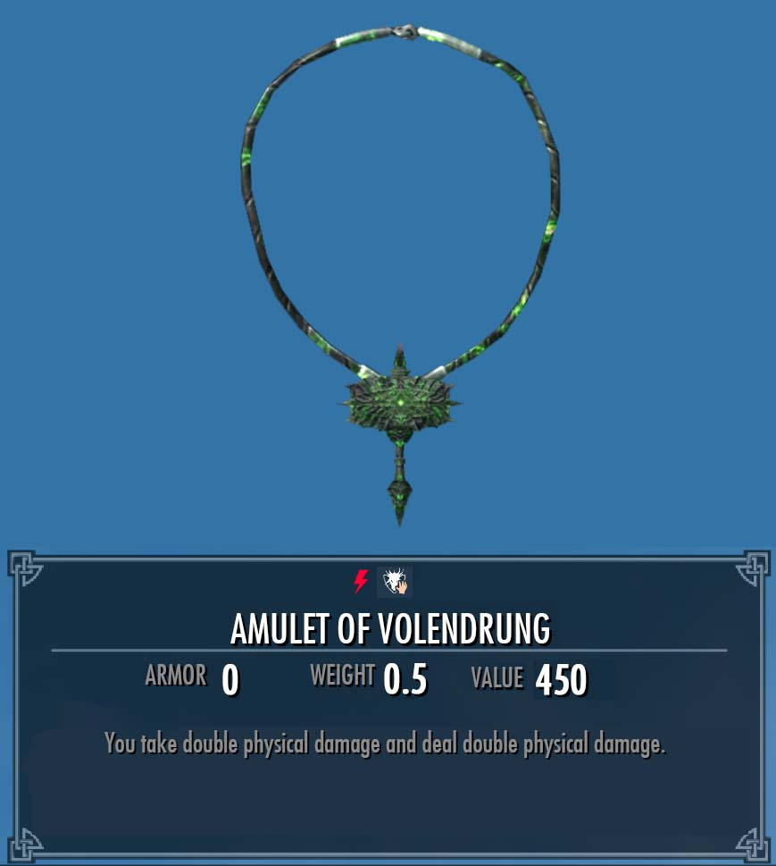 Amulet of Volendrung