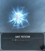 Sands' Protection