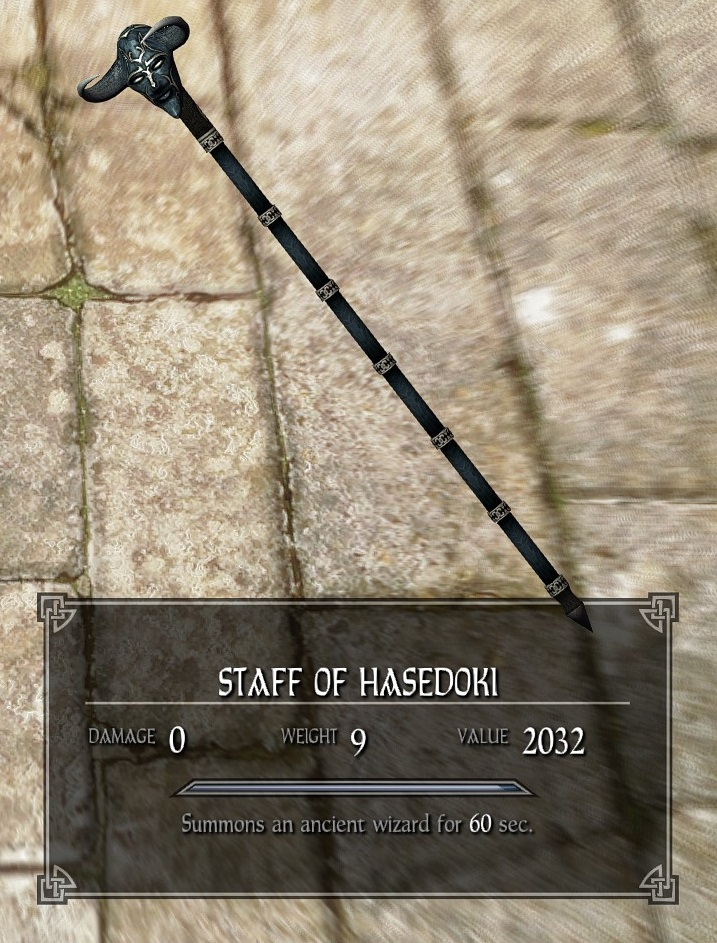 Staff of Hasedoki