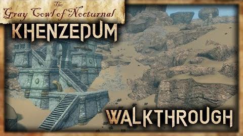 """Praetorian Dynamo Cores"" Side Quest Walkthrough - ""Gray Cowl of Nocturnal"" - Skyrim SE (Legacy)"