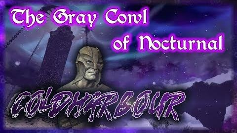 """Skyrim SE """"The Gray Cowl of Nocturnal"""" - """"Coldharbour"""" Walkthrough!"""