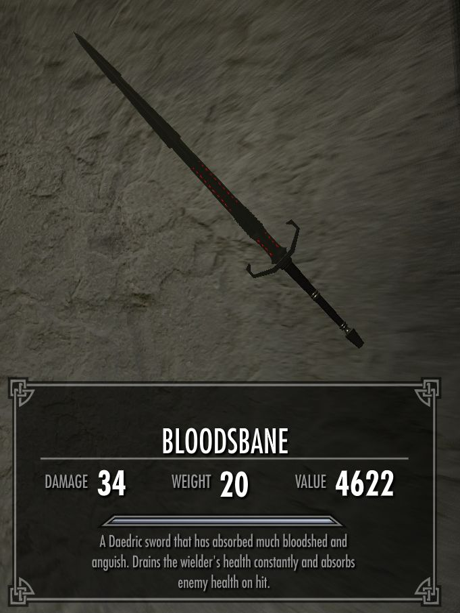 Bloodsbane