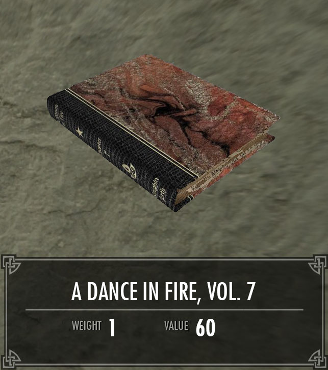 A Dance in Fire, Vol. 7