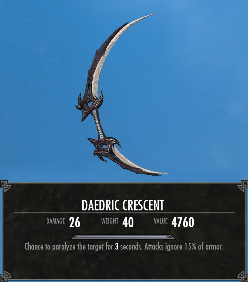 Daedric Crescent