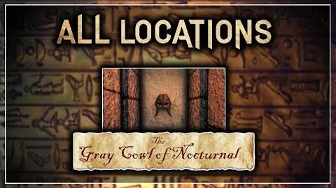 """All Locations in the Alik'r Desert! - """"The Gray Cowl of Nocturnal"""" - Skyrim SE (Legacy)"""