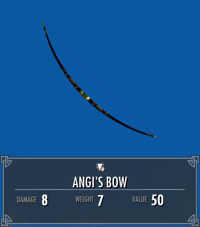 Angi's Bow