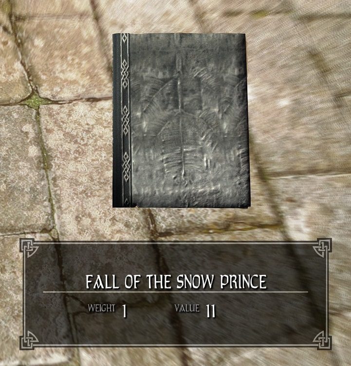 Fall of the Snow Prince