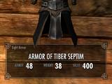 Armor of Tiber Septim