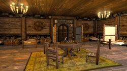 Explorer's Society Guildhouse-Sleeping Quarters