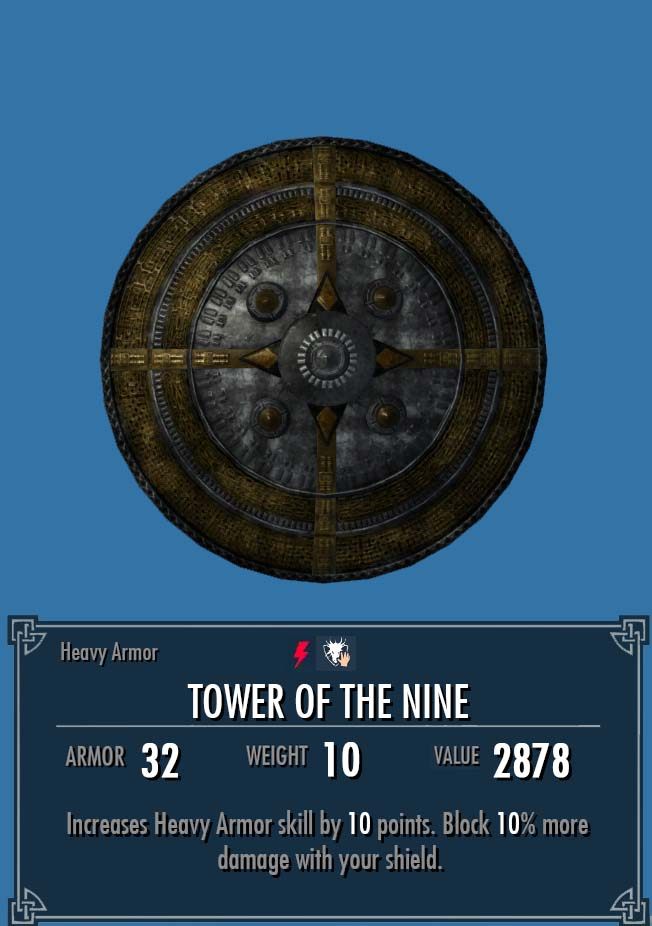 Tower of the Nine