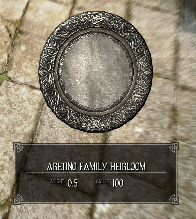 Aretino Family Heirloom