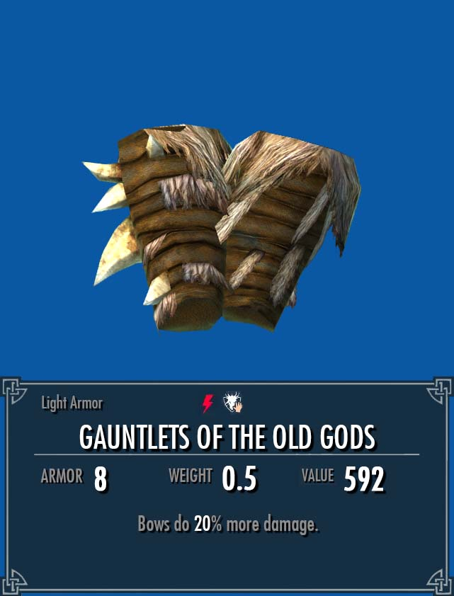 Gauntlets of the Old Gods