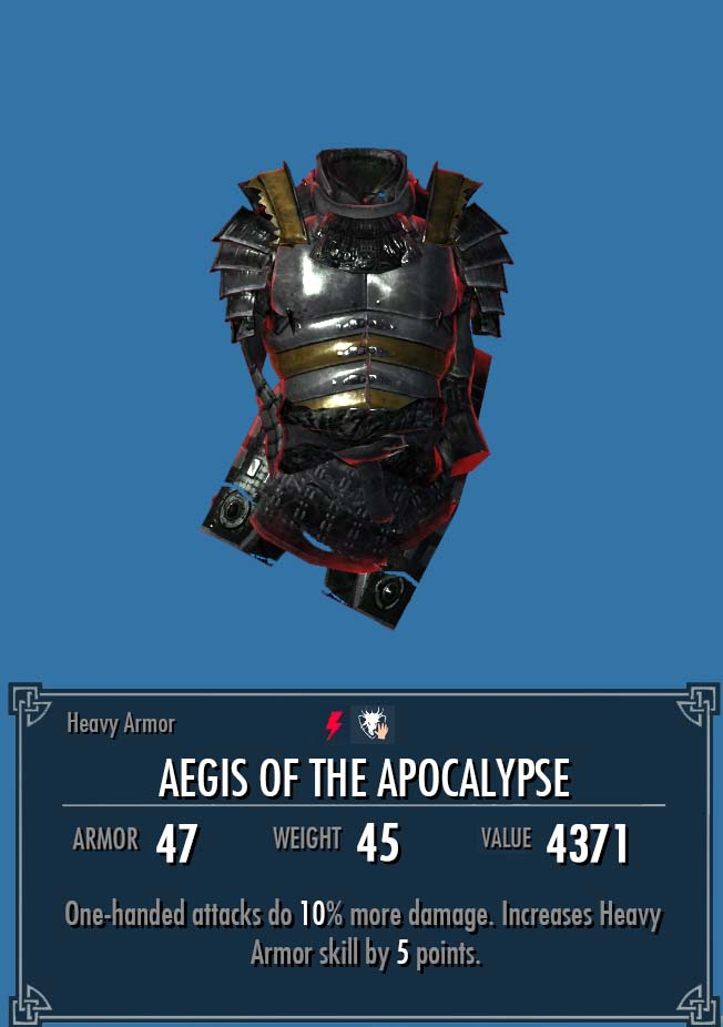 Aegis of the Apocalypse