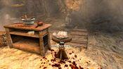 Ancient Vampire Ribcage-Pinemoon Cave-location