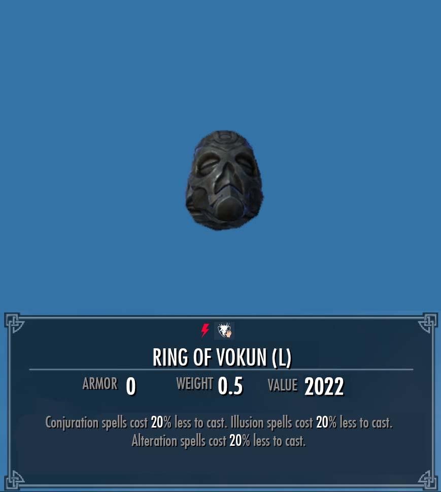 Ring of Vokun
