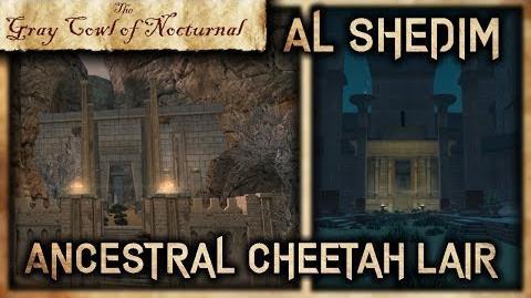 """Al Shedim"""" Walkthrough! - """"Gray Cowl of Nocturnal"""" - Skyrim SE (Legacy)"""