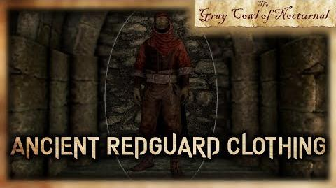 """""""Ancient Alik'r Clothing"""" Location! - """"Gray Cowl of Nocturnal"""" - Skyrim SE (Legacy)"""