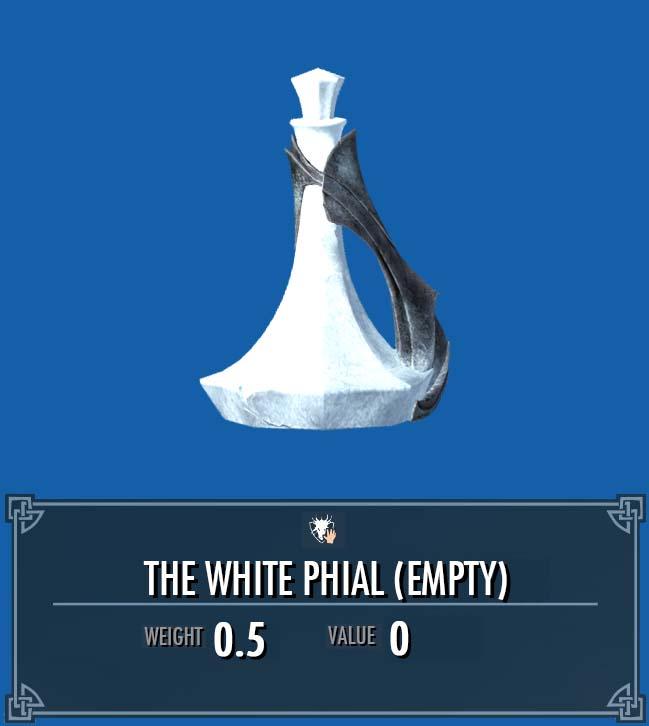 The White Phial