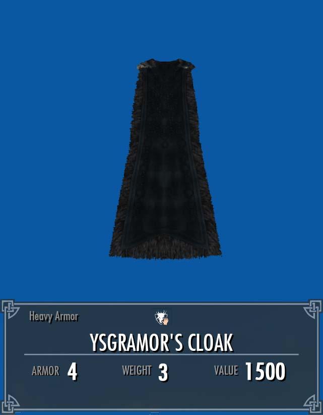 Ysgramor's Cloak