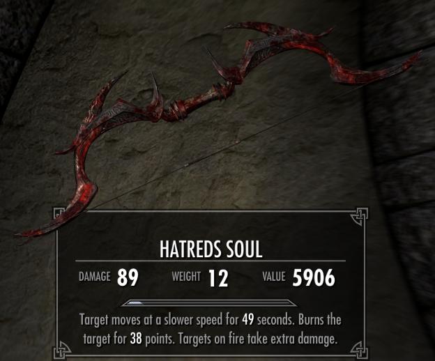 Hatreds Soul (Oblivion Artifact Pack)