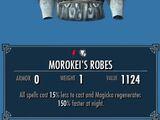 Morokei's Robes