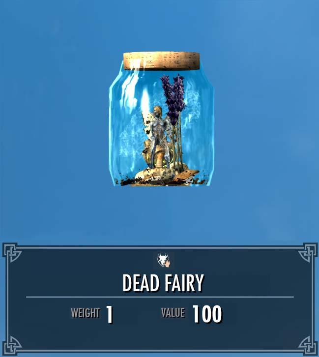 Dead Fairy (Great JarHunt)