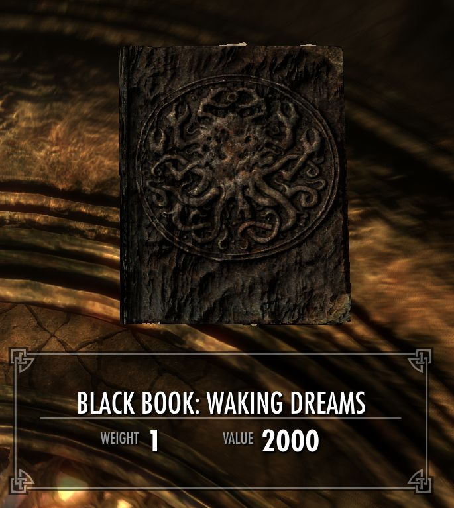 Black Book: Waking Dreams