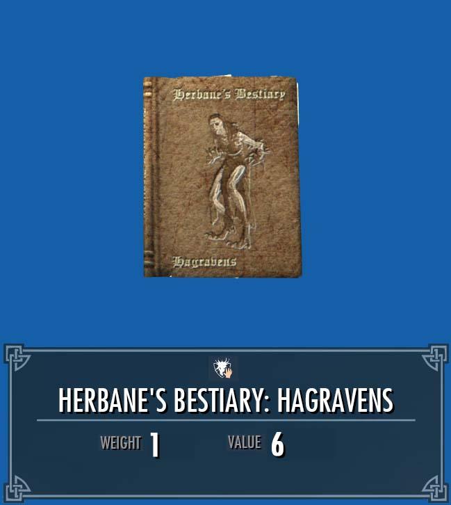 Herbane's Bestiary: Hagravens