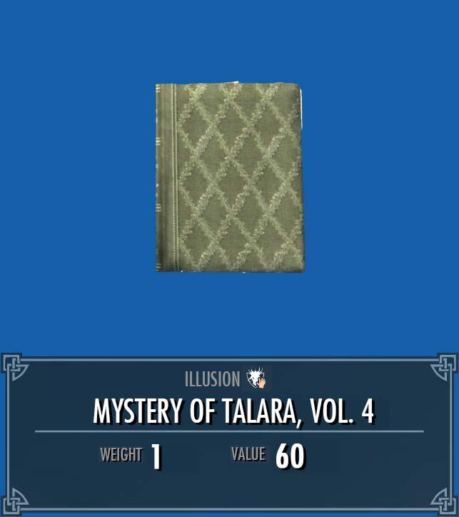 Mystery of Talara, Vol. 4