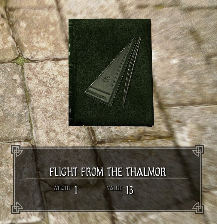 Flight from the Thalmor