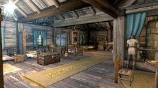 Explorer's Society Guildhouse-Upper Sleeping Quarters