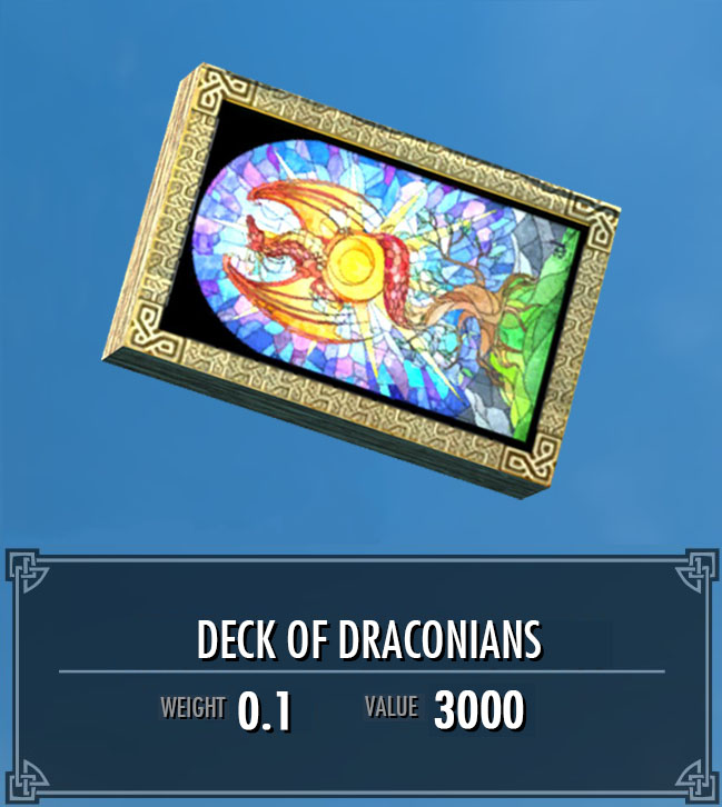 Deck of Draconians
