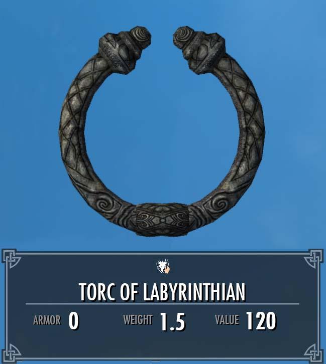 Torc of Labyrinthian (AOS)