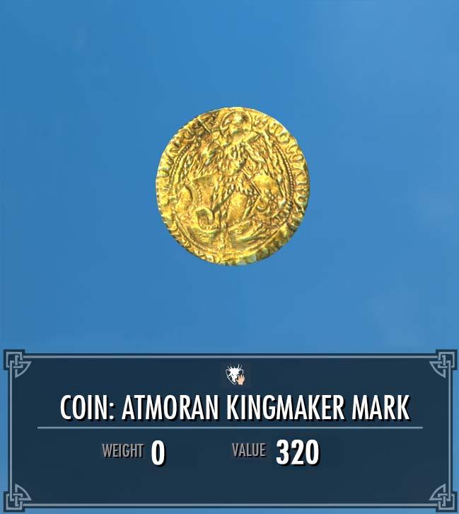 Atmoran Kingmaker Mark