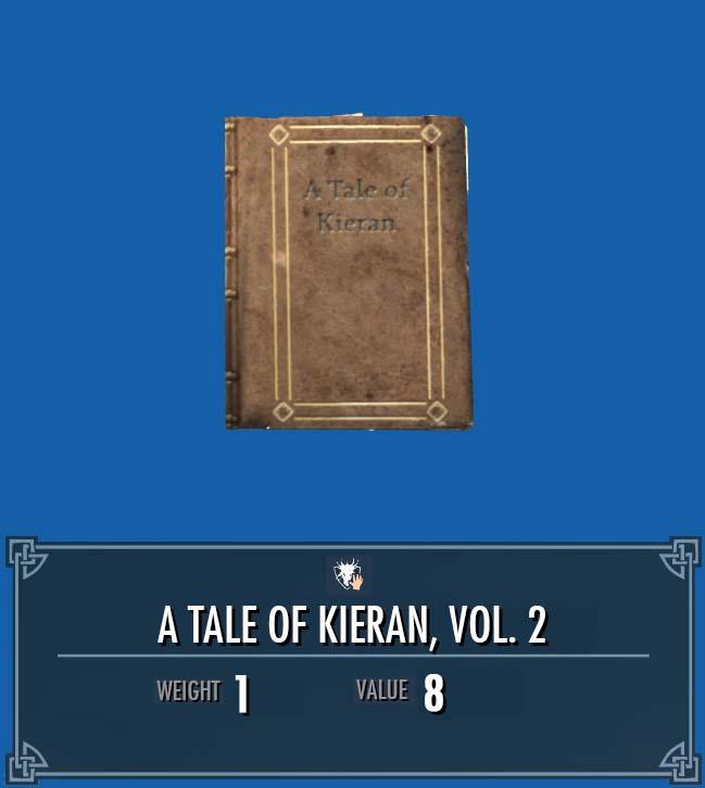A Tale of Kieran, Vol. 2