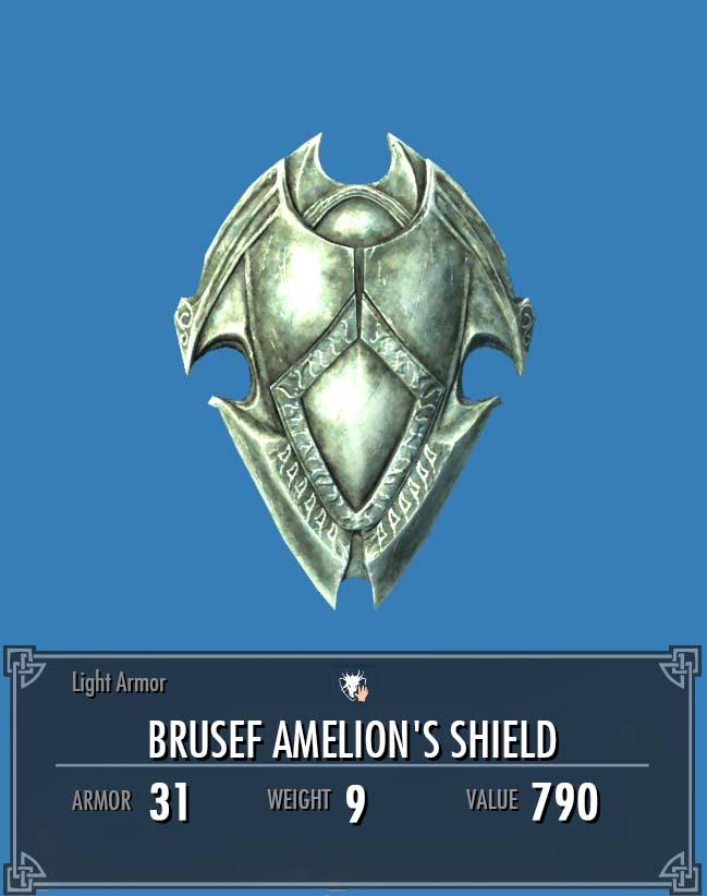 Brusef Amelion's Shield