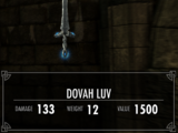 Dovah Luv