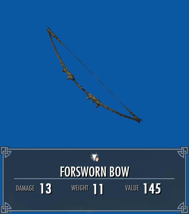 Forsworn Bow
