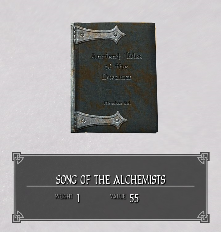 Song of the Alchemists