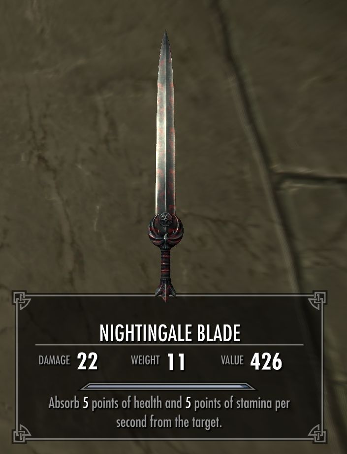 Nightingale Blade