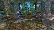 Amulet-Ring of Wooden Mask-Bromjunaar Sanctuary-locafar