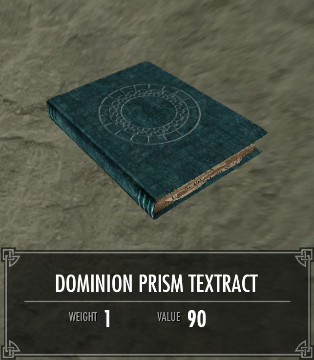 Dominion Prism Textract