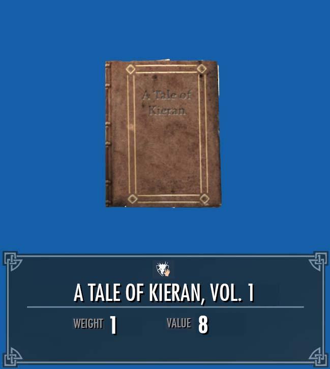 A Tale of Kieran, Vol. 1