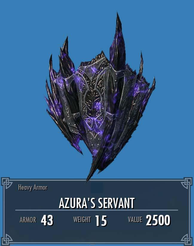 Azura's Servant