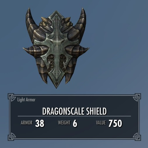 Dragonscale Shield