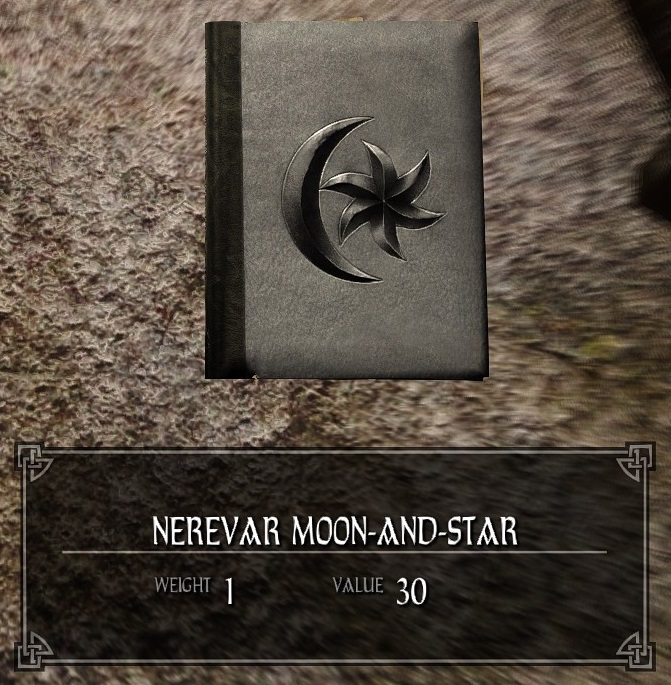 Nerevar Moon-and-Star
