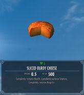 Sliced Olroy Cheese
