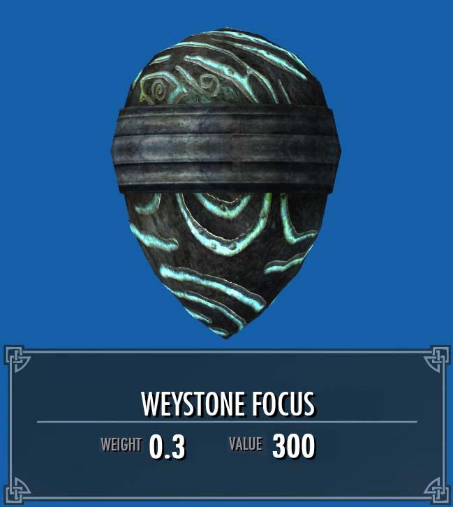 Weystone Focus